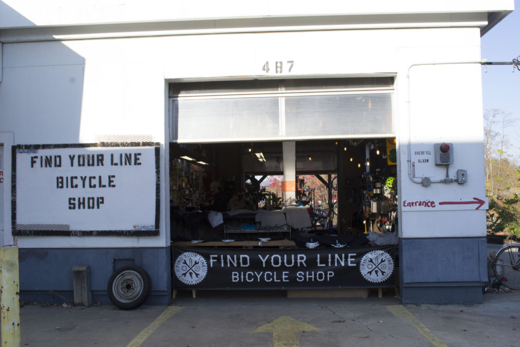 Find Your Line Bike Shop Asheville, NC